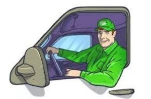 Вакансия водителя